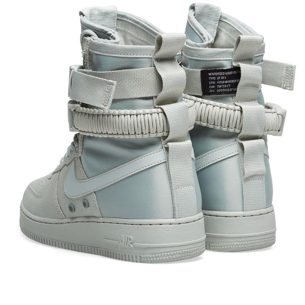 pretty nice bc4c8 99469 Nike Air Force 1 SF W (Green). Stijlcode 857872-006. Nike Air Force 1 SF  ...