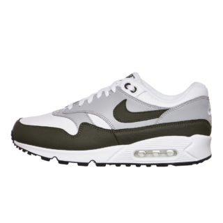 Nike Air Max 90/1 (wit/creme/zwart)