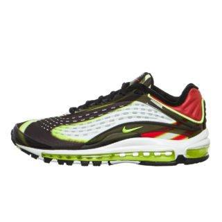 Nike Air Max Deluxe (zwart/overige kleuren/zwart/rood/wit)