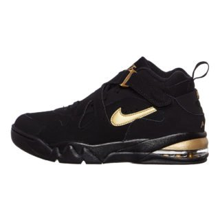 Nike Air Force Max CB (zwart/goud)