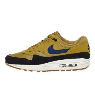 Nike Air Max 1 (goud/groen/blauw/zwart)