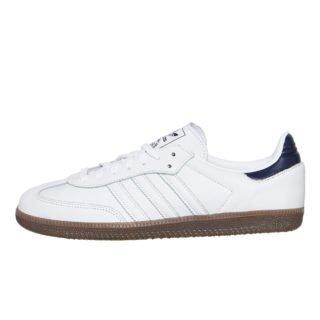 adidas Samba OG (wit/blauw)