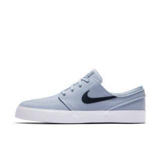 Nike SB Zoom Stefan Janoski Canvas Skateschoen voor heren - Blauw Blauw