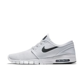 Nike SB Stefan Janoski Max Skateschoen voor heren - Wit Wit