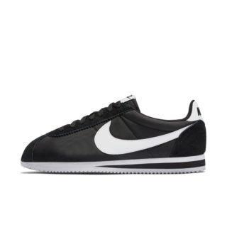 Nike Classic Cortez Nylon Unisex schoen - Zwart Zwart
