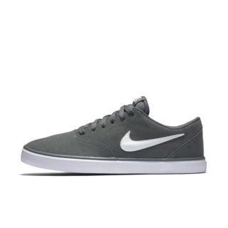 Nike SB Check Solarsoft Skateschoen heren - Grijs Grijs