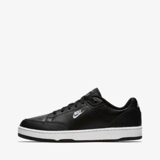 Nike Grandstand II Black/White Neutral Grey
