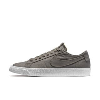 Nike SB Zoom Blazer Low Canvas Deconstructed Skateschoen voor heren - Bruin Bruin