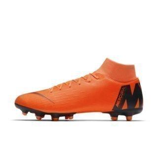 Nike Mercurial Superfly VI Academy Voetbalschoen (meerdere ondergronden) - Oranje Oranje