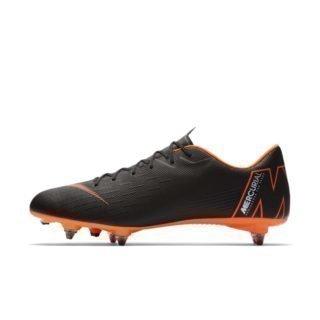 Nike Mercurial Vapor XII Academy SG-PRO Voetbalschoen (zachte ondergrond) - Zwart Zwart