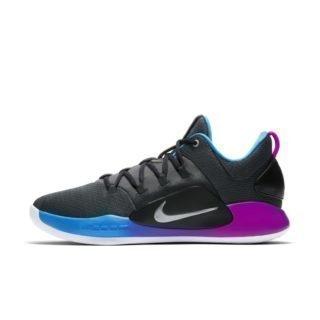 Nike Hyperdunk X Low Basketbalschoen voor heren - Zwart Zwart