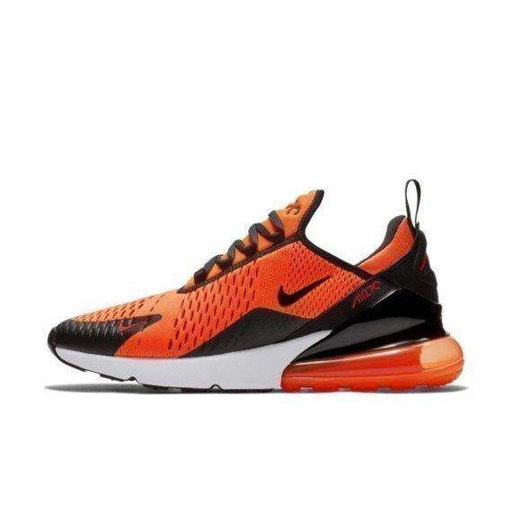 Nike Air Max 270 Herenschoen – Oranje Oranje