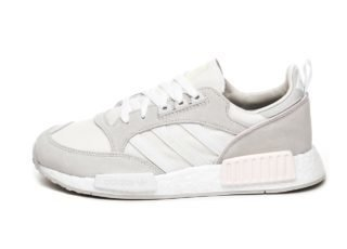 adidas Boston Super x R1 *Never Made* (Cloud White / Ftwr White / Grey