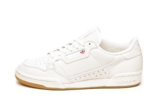 adidas Continental 80 (Off White / Raw White / Gum)