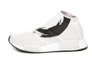 adidas NMD CS1 PK (Ftwr White / Ftwr White / Core Black)