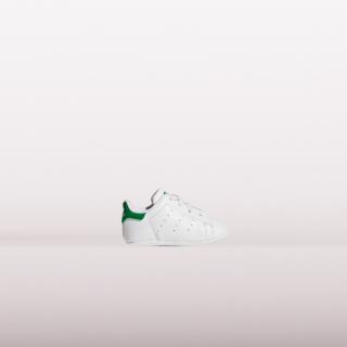 Adidas ADIDAS Stan Smith CF Baby Crib (wit)