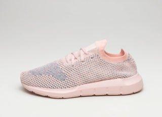 adidas Swift Run PK W (Icey Pink / Icey Pink / Icey Pink)