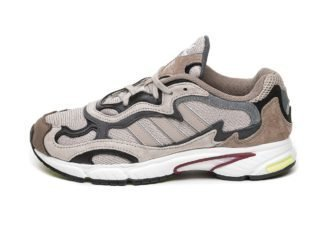 adidas Temper Run (Light Brown / Grey Six / Core Black)