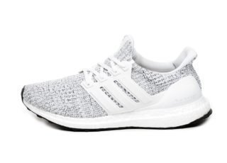 adidas Ultra Boost (Non Dyed / Ftwr White / Grey Six)