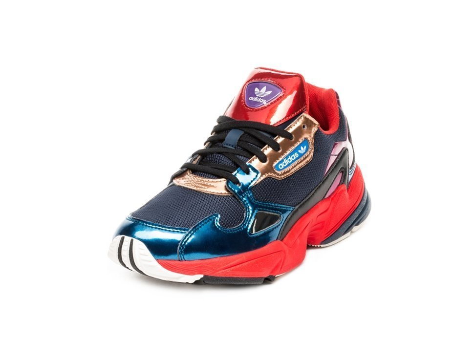 buy online 3583d 1f4ad adidas Falcon W (Collegiate Navy  Collegiate Navy  Red). Stijlcode CG6632