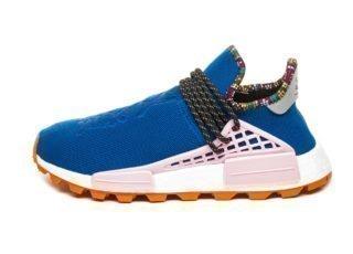 adidas x Pharrell Williams HU NMD *Inspiration* (Power Blue)