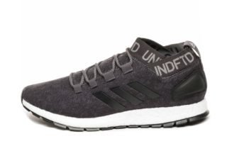 adidas x UNDFTD Pureboost RBL (Shift Grey / Cinder / Utility Black)
