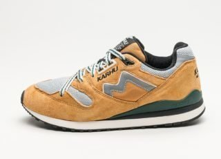 Karhu Synchron Classic *Outdoor Pack* (Joia / Alluminio)