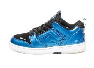 Nike SB Air Force 2 Low QS (International Blue / International Blue -