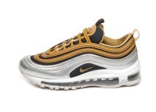 Nike Wmns Air Max 97 SE (Metallic Gold / Metallic Gold)