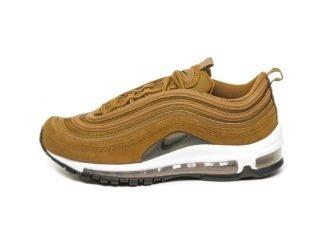 Nike Wmns Air Max 97 SE (Muted Bronze / Black - White)