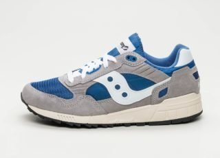 Saucony Shadow 5000 Vintage (Grey / Blue)