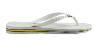 Havaianas Slippers 4000.032.0001 Brasil Wit