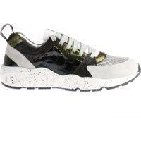 P448 Alex olive sneakers groen