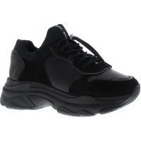 Bronx Sneakers 100548 zwart
