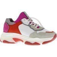 Bronx Sneakers 231-55-8 rood