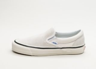 Vans Slip-On 98 *Anaheim Factory* (OG White)