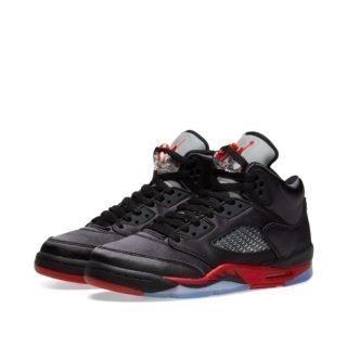 Air Jordan 5 Retro GS (Black)