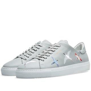 Axel Arigato Clean 90 Birds Sneaker (Grey)