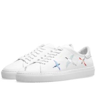 Axel Arigato Clean 90 Birds Sneaker (White)