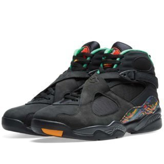 Air Jordan 8 Retro 'MJ X Tinker' (Black)