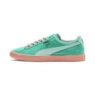 PUMA Clyde South Beach sneakers (Groen)