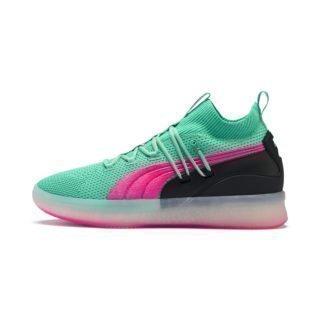 PUMA Clyde Court Disrupt basketball-schoenen (Groen)