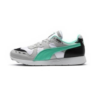 PUMA RS-100 Re-invention sneakers (Groen/Grijs/Wit)