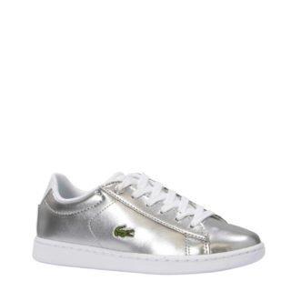 Lacoste Carnaby Evo sneakers zilver (zilver)