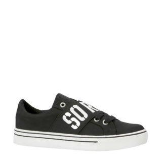 Juicy Couture Clorinda sneakers zwart/wit (dames) (zwart)