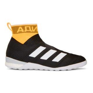 Gosha Rubchinskiy Black adidas Originals Edition Nemeziz High-Top Sneakers