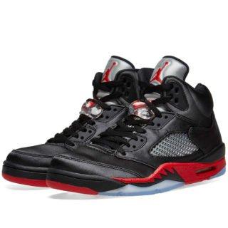 Air Jordan 5 Retro (Black)