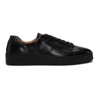 Tiger of Sweden Black Salas Sneakers