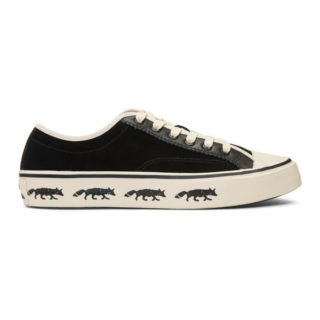 PS by Paul Smith Black Fennec Sneakers