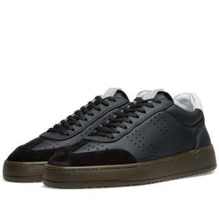 ETQ. Low Top 1 Sneaker (Black)